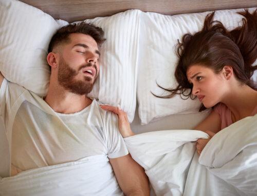 Ponemos solución al problema de la apnea del sueño