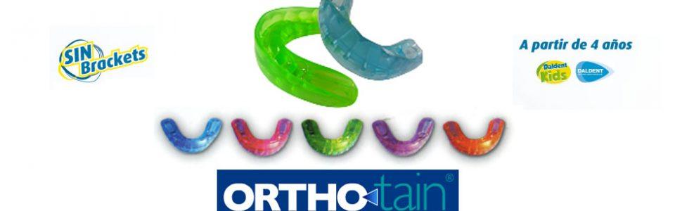 ORTHO-TAIN es un tratamiento de Ortodoncia invisible para niños y adultos.